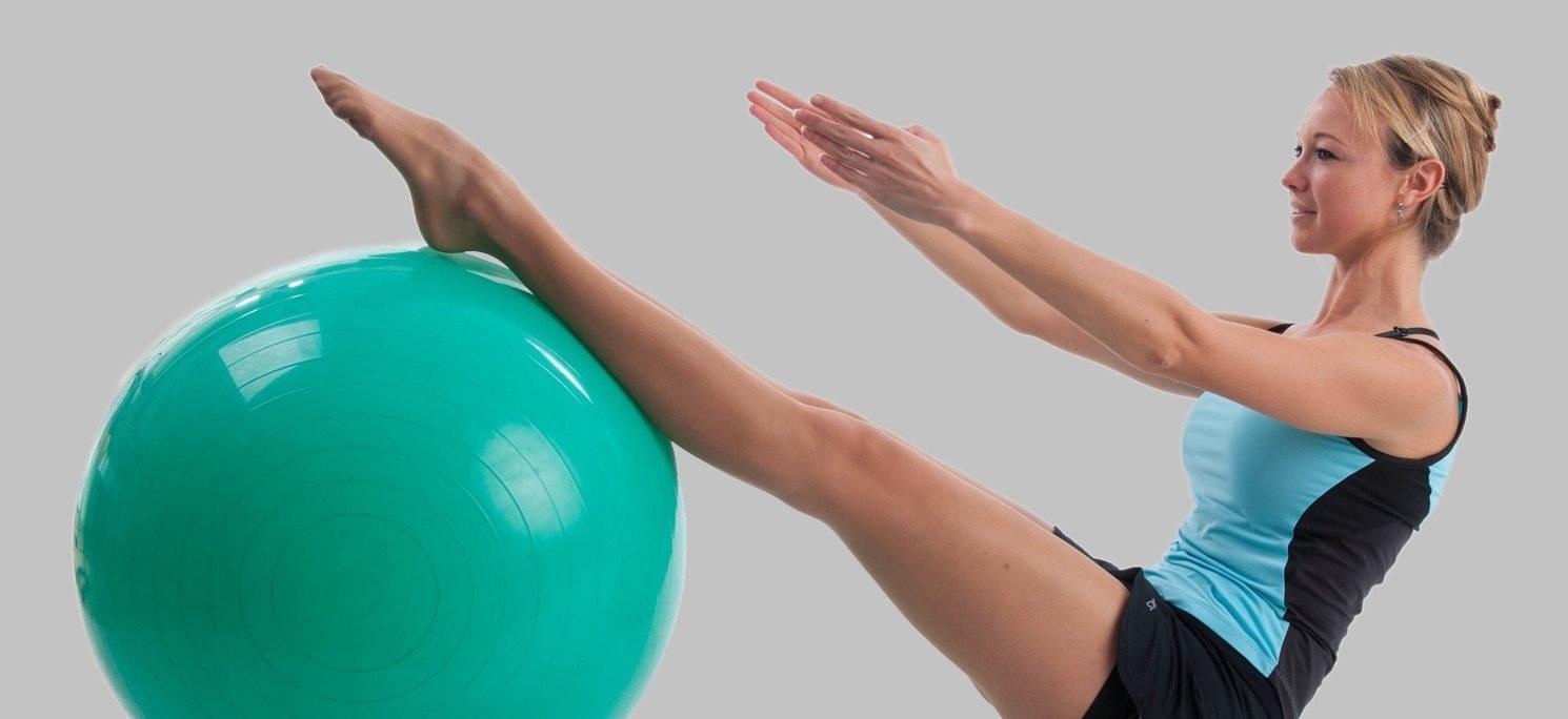 Esercizio di posture&pilates Lab